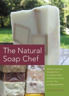 Soap-making essentials -- My process, step by step -- Beginner recipes -- Coffee, tea & stout recipes -- Goat's milk, coconut milk, & purée recipes -- Recipes to impress -- Packaging & presentation.