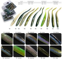 Esca Artificiale Spotter Ra'is SinKro Slug Baits 18 Cm Spinning