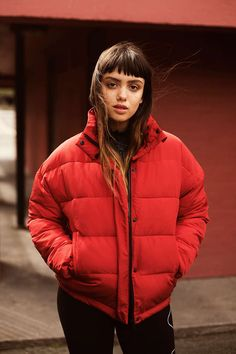 Silence + Noise Puffer Jacket More