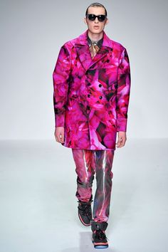 Katie Eary Fall/Winter 2013-2014 Show | Homotography
