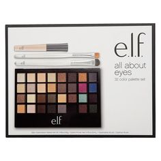 All you need to get the desired looks! #elfmakeup #eyecosmetics #gordmans