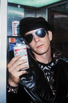 lou reed. my teenage hero!