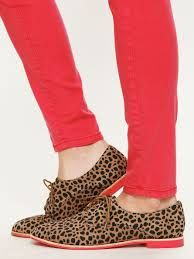 Leopard print oxfords....want these!!!