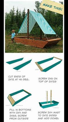 Make this Sailboat play sandbox