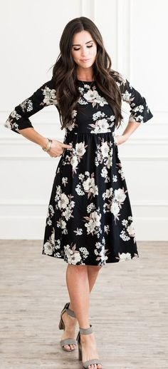3e60a7972e21 29 Best White floral dress images in 2019 | White floral dress ...