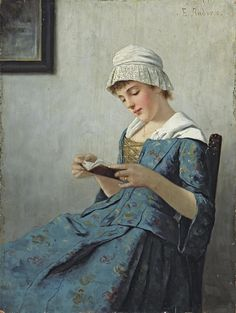 «A quiet read»,  Ernst Anders