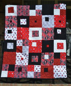 NC State University Quilt #2  ©Rebecca Aranyi | rebeccaaranyi.com