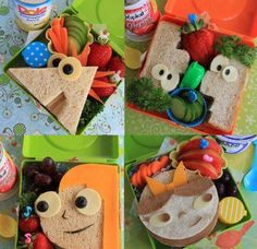 phineas & ferb lunch