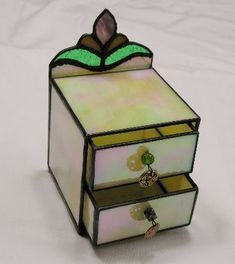 Stained Glass Boxes /Two Drawer Box.jpg