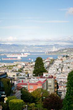 Lugares para soñar | San Francisco
