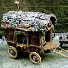 fairy wagon