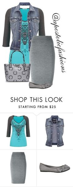 """""""Apostolic Fashions #1457"""" by apostolicfashions on Polyvore featuring maurices, Alexander McQueen and Coach"""
