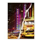 Found it at Wayfair - Taxis Manhattan by Philippe Hugonnard Graphic Art on Wrapped Canvas