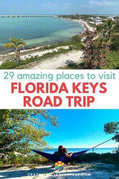 Road Trip Florida, Visit Florida, Florida Vacation, Road Trip Usa, Florida Travel, Travel Usa, Florida Adventures, Travel Guide, Travel Advice