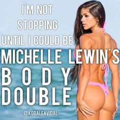 Who motivates or inspires you to be better?  I have a long list.  My biggest fitness inspirations are @michelle_lewin and @paigehathaway  #fitnessmodel#fitnessmeme#paigehathaway#michellelewin#fitnessmeme#girlswithgoals#fitspo#fitfam#lifegoals#bodydouble#nostopping#imonit#gametime#personaldevelopment#personalgrowth#fitnessgoals2016#dreambody#personalbest#fitnesshumour#dreambig by koraleavidal