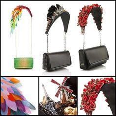 Christian Louboutin  20th anniversary capsule handbag collection