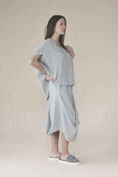 Linen blouse 165.00$