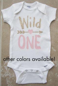 da6a904462535 Wild One Birthday Onesie - wild one shirt