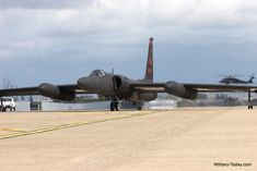 Lockheed U-2 Reconnaissance Aircraft