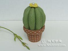 giardino di stoffa  cactus