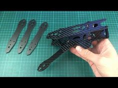 DIY mini CNC machine part 15 (carbon fiber review) - YouTube Machine Parts, Cnc Machine, Carbon Fiber, Mini, Youtube, Projects