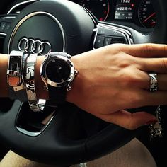 Love this. And love my Audi