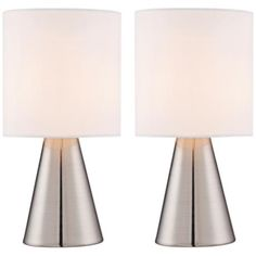 Gilda High Touch Accent Table Lamp - Set of 2