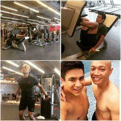 These #gymbuddies go international! #Training in #Singapore and in #London. Thank you #FitnessFirstPlatinum! #awesome #exercise #fit #fitat20 #fitat40 #fitness #fitnessfirst #holidayfitness #gymbunny #gymrat #gymratsbelike #muscles #mytravels #swim #trainingonholiday #weighttraining