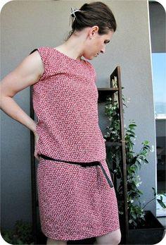 robe Burda HS couture facile P/E 2013