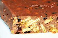 Blok czekoladowy - Najsmaczniejsze.pl