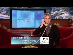 That, you'll Funny Ellen Moments American Idol Degeneres disposition lesson