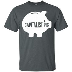 Capitalist Pig Piggy Bank 01
