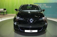 ZOE Elektroauto von Renault