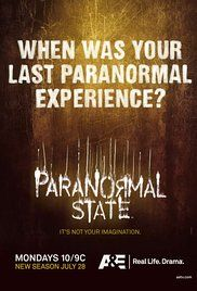 Watch Paranormal State On Youtube. Story follows members of the famous Penn State Paranormal Research Society as they investigate strange and unusual phenomena across the country. Story also features their hectic lives as college students and faculty.