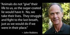 John Robbins <3 author of Diet for a New America #MyVeganJournal