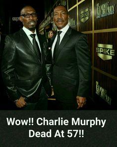 WOW!!!!! #CharlieMurphy