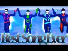 ▶ Just Dance 2015 | One Direction - Best Song Ever \ Gameplay 5 Stars ★ - YouTube