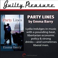 Lydia's guilty pleasures