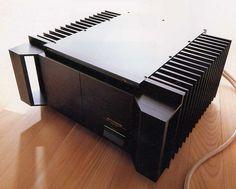Nakamichi PA-70 Power Amplifier - 1986