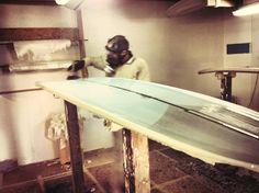 Marc Billion Glass in progress