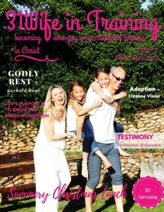 in Training is a global Christian lifestyle magazine. We are here to inspire & encourage women from all walks of life & help bring unity to the body of Christ. 7 December, Unity, Encouragement, Christian, Entertaining, Life, Christians, Funny