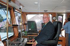 Honorary Captain Art Carson,  Nashville, September 2010