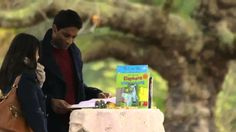 Menai works as a children's Doctor and according to her boyfriend Krishen loves kids. So what better way to propose than by creating a children's book wher. Marriage Proposal Videos, Marriage Proposals, Romantic Proposal, Romantic Dates, Best Ways To Propose, Doctor For Kids, Surprise Proposal, Childrens Books, Tiffany
