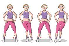 Programma di camminata attiva da fare casa - Melarossa- Wellness Fitness, Yoga Fitness, Health Fitness, Leslie Sansone, Leg Curl, Yoga Gym, Pilates Yoga, Qigong, Tai Chi