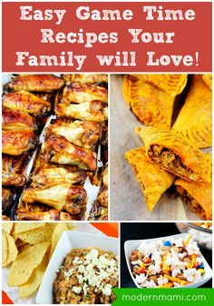Cheesy BBQ Chicken Empanadas, Easy Game Day Appetizer! {Recipe}