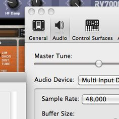 Aggregating Audio Devices in Mac OS X