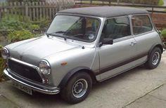 Austin Mini 1100 Special