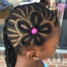 fun hairstyles holiday hairstyles ponytail hairstyles hairstyles for kids to do braids for kids hairstyles for kids hairstyles for girls kids kids hairstyles for girls easy kid hairstyles for girls hairstyles kids hairstyles Little Girl Braid Styles, Kid Braid Styles, Little Girl Braids, Braids For Kids, Girls Braids, Kid Styles, Toddler Braids, Hipster Hairstyles, Natural Hairstyles For Kids