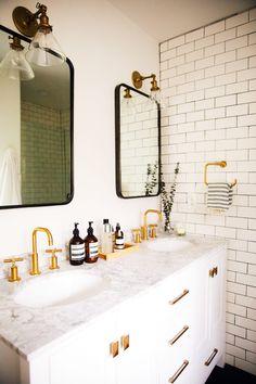 Bathroom Design Trends for 2018 - New Darlings