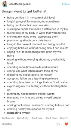 Note To Self, Self Love, Affirmations, Vie Motivation, Get My Life Together, Self Care Activities, Self Improvement Tips, Pretty Words, Life Advice